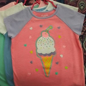 Other - Lot of 3 Toddler Girls T-shirts